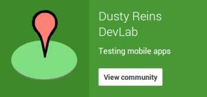 Dusty Reins DevLab