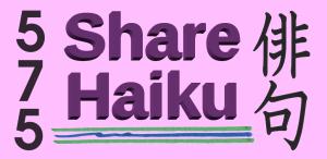 Share Haiku Banner